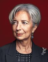 Christine Lagarde, politician. (Marco Grob/Trunk Archive)