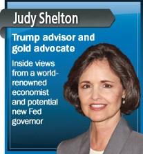 Image result for Dr. Judy Shelton?