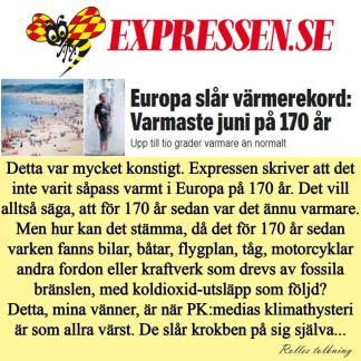 klimat-expressen