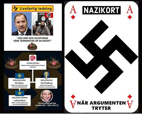 nazistkort