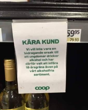 alkoholfritt