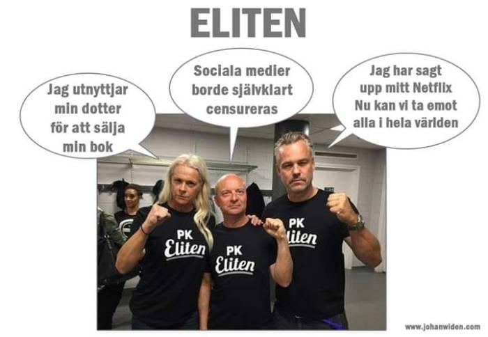 eliten