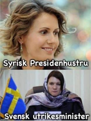 utrikesminister
