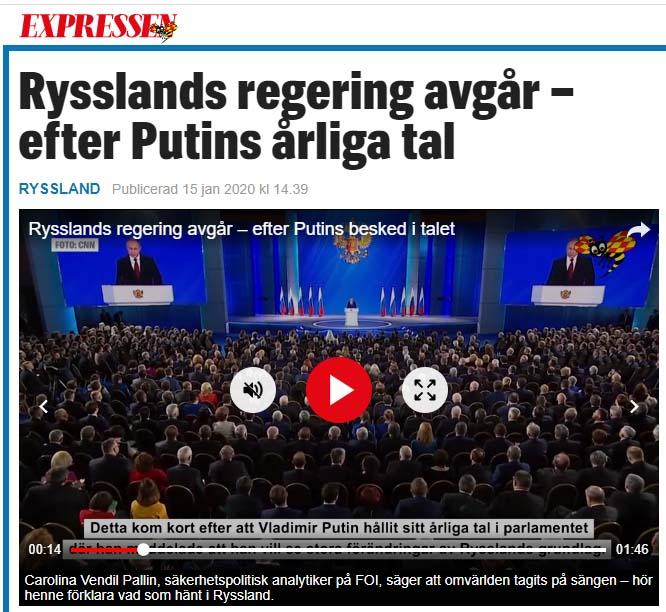 rysslands-regering