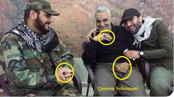 Soleimani-associates