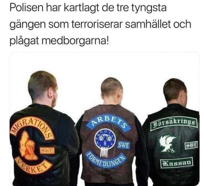 terroristerna