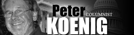 "Former World Bank economist Peter Koenig on ""Slavehood 2017"" – Kevin Barrett"