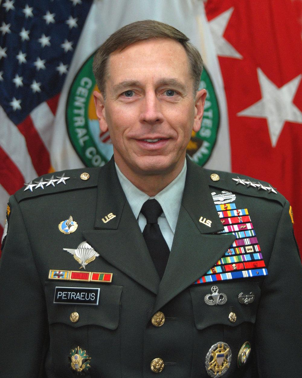 General David H. Petraeus — Lockheed Martin Armed Forces Bowl